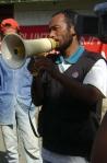 Salah Satu Korban Penangkapan Aktivis dan Petani di Banggai Nasrun Mbau Ketua Persatuan Petani Singkoyong (PEPSI)